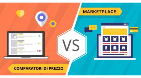 Marketplace e comparatori di prezzo: vendi di più con il tuo e-commerce