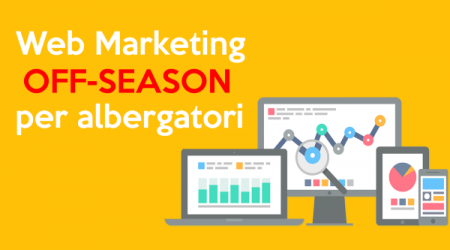 Web marketing off-season per albergatori