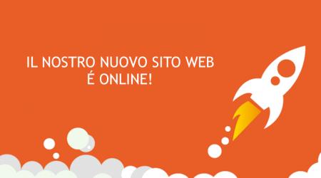 Vi presentiamo con piacere il nostro nuovo sito web!