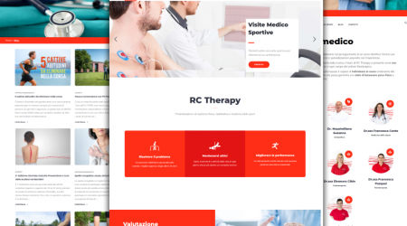 Sito Web RCTherapy
