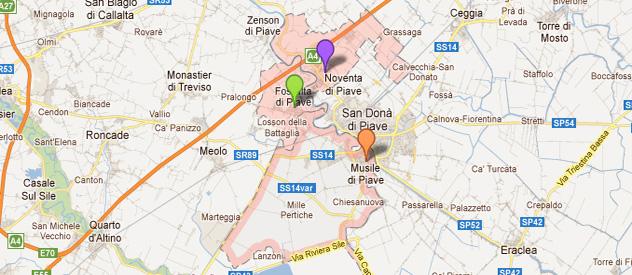 siti internet professionali nel Veneto