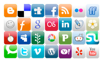 i principali social network del momento
