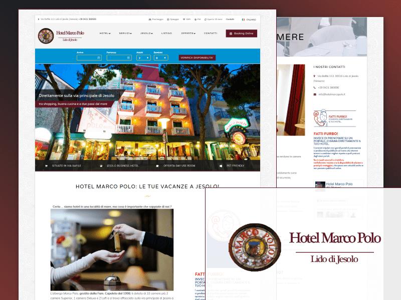 Hotel Marco Polo Jesolo